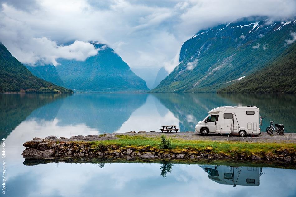 Qu'est ce que le camping sauvage (ou boondocking) et pourquoi voyageons-nous exclusivement de cette manière ?