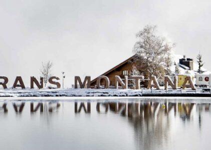 Crans-Montana / Grône (lacs de la Corne et de la Brèche / Sierre (lac de Géronde) / Aigle / Lausanne (parc de Sauvabelin)