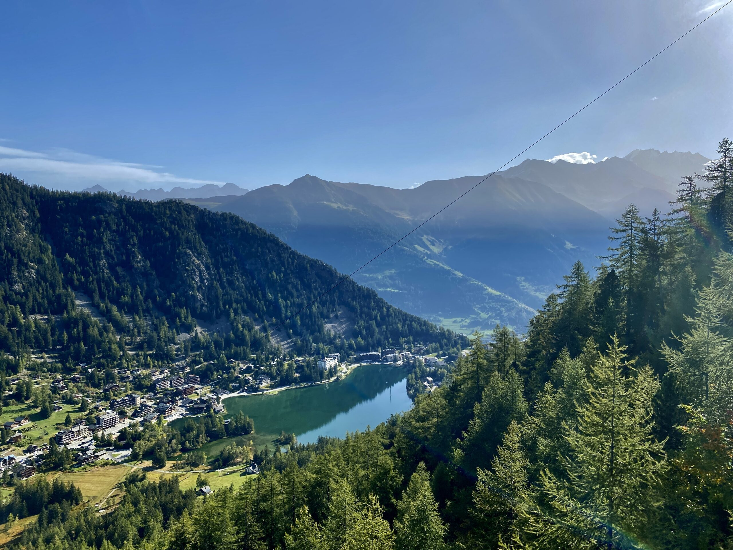 Champex-Lac / La Breya (Valais)