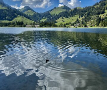 Schwarzsee / Lac Noir (Fribourg)